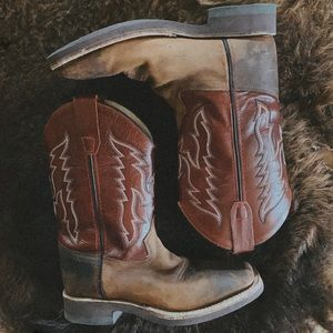 Old West Cowboy Boots Boys